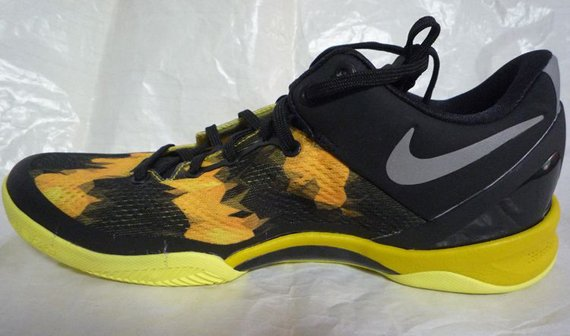 Nike Zoom Kobe VIII (8) 'Black/Maize' - New Images
