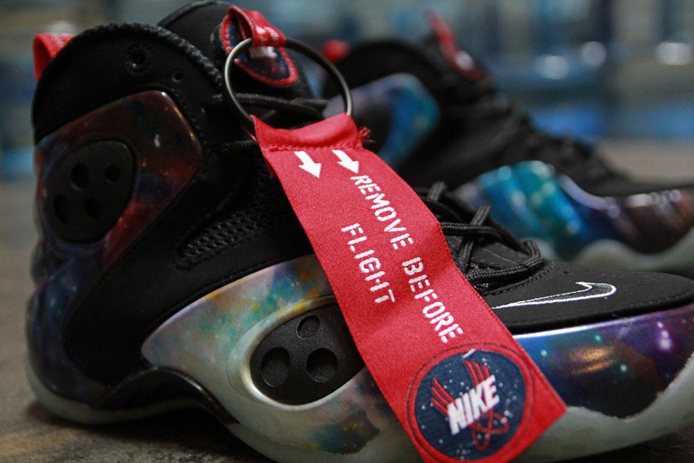 Nike Zoom Rookie Premium 'Galaxy' at Primitive