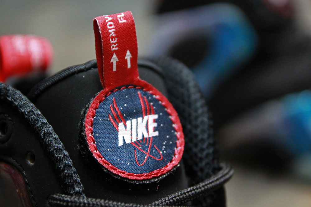 Nike Zoom Rookie Premium 'Galaxy' at Primitive
