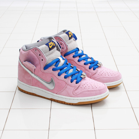 Release Reminder: Concepts x Nike SB Dunk High 'When Pigs Fly'