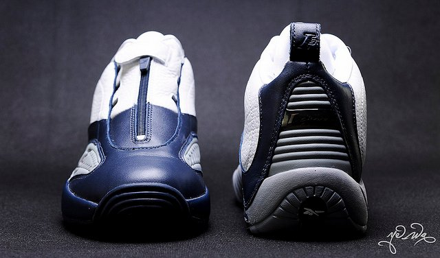 Reebok Answer IV 'Georgetown Hoyas'
