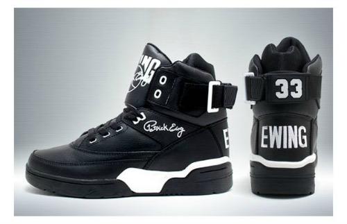 Release Reminder: Ewing 33 Hi 'Black Leather'