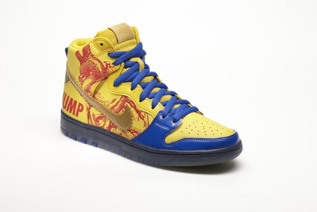 Release Reminder: Finnigan's Nike Dunk High Pro SB DB
