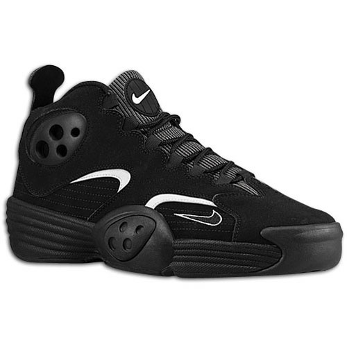 Nike Air Flight One 'Black/White' Restock at Eastbay