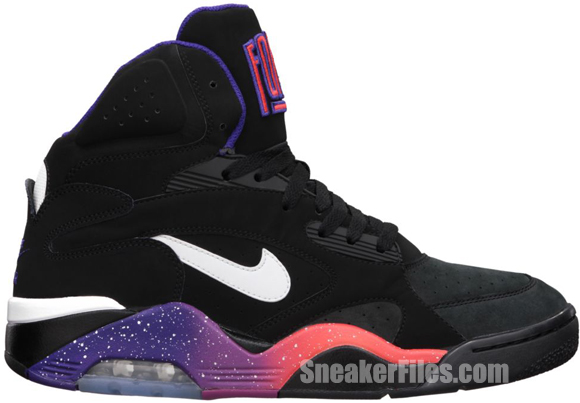 Release Reminder: Nike Air Force 180 High 'Phoenix Suns'