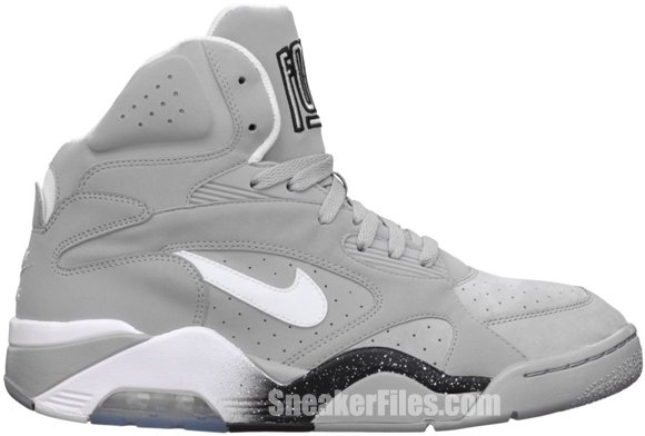Release Reminder Nike Air Force 180 High 'Wolf Grey'