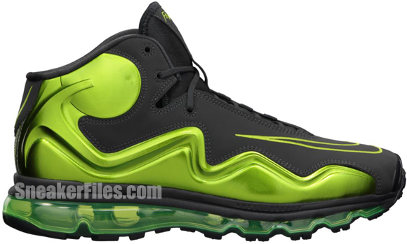 Release Reminder: Nike Air Max Flyposite 'Atomic Green'