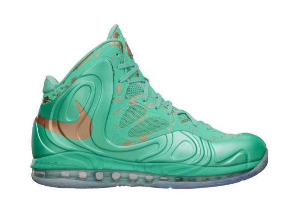Release Reminder: Nike Air Max Hyperposite 'Statue of Liberty'