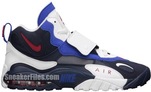 Nike Air Max Speed Turf 'Giants
