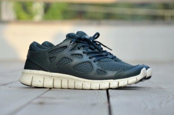 Release Reminder: Nike Free Run+ 2 Woven Leather TZ 'Seaweed'