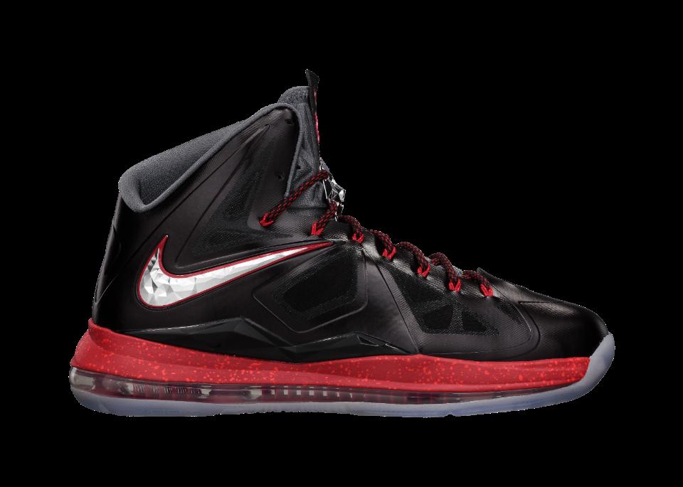 Release Reminder: Nike LeBron X (10)+ 'Pressure'
