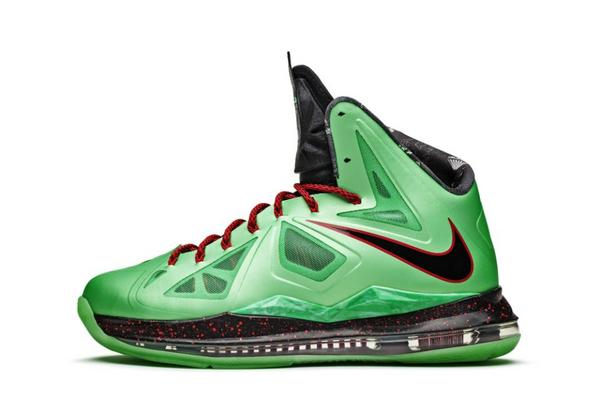 new arrivals 5fb95 10be5 Release Reminder  Nike LeBron X (10)  Cutting Jade