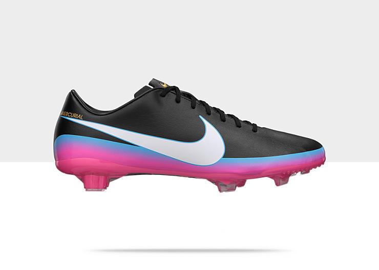 Release Reminder: Nike Mercurial Miracle III CR FG 'Black/White-Blue Glow-Pink Flash'