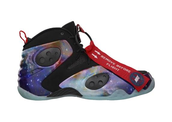 Release Reminder: Nike Zoom Rookie Premium 'Galaxy'