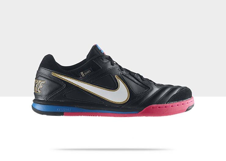 Release Reminder: Nike5 Gato LTR CR 'Black/White-Blue Glow-Pink Flash'