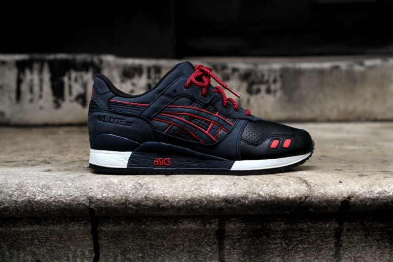 Release Reminder: Ronnie Fieg x ASICS Gel Lyte III 'Total Eclipse'