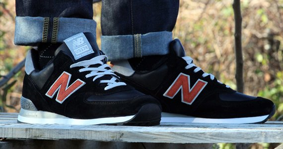 Release Reminder: UBIQ x New Balance 574 'Made in USA'