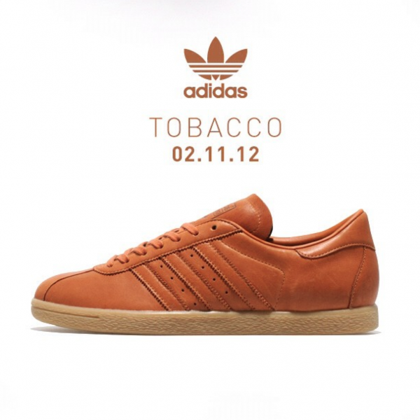 Release Reminder: adidas Originals Tobacco Size? Exclusive