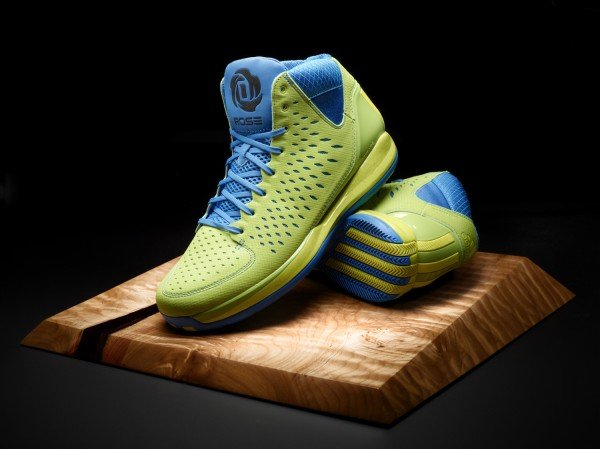 "Release Reminder: adidas Rose 3.0 ""90s Throwback' Edition"