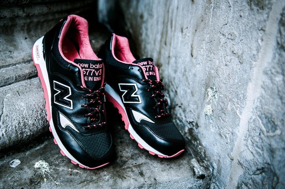 Release Reminder: size? x Staple Design x New Balance 577 'Black Pigeon'