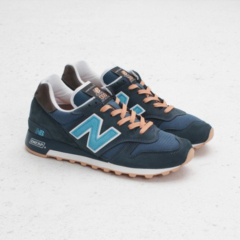 Ronnie Fieg x New Balance 1300 'Salmon Sole' at Concepts