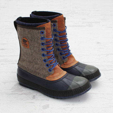 Release Reminder: Concepts x Sorel Sentry Boot