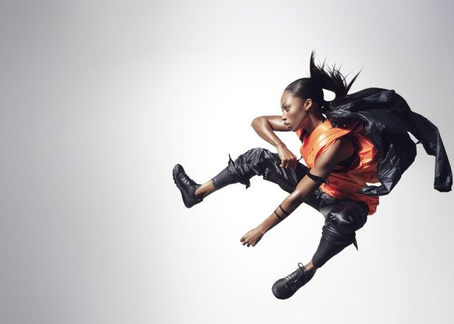 Supernatural: A Glimpse of Nike Women's Spring/Summer 2013