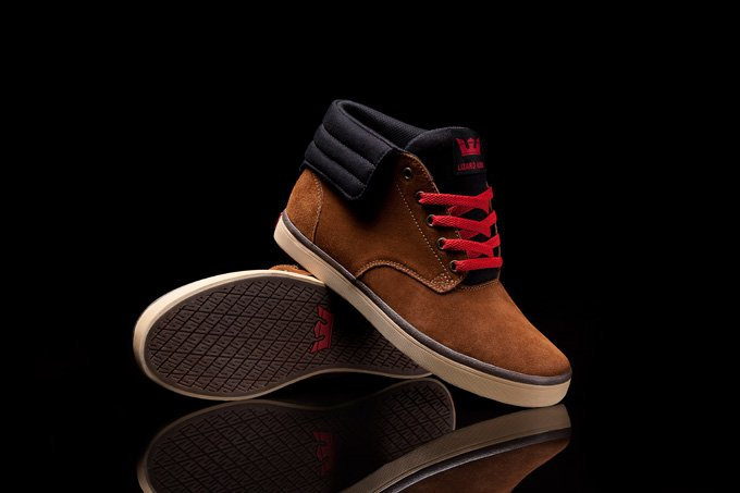 Supra Passion 'Brown Suede'