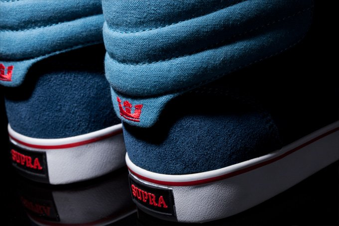 Supra Passion 'Royal Blue Suede' | SneakerFiles