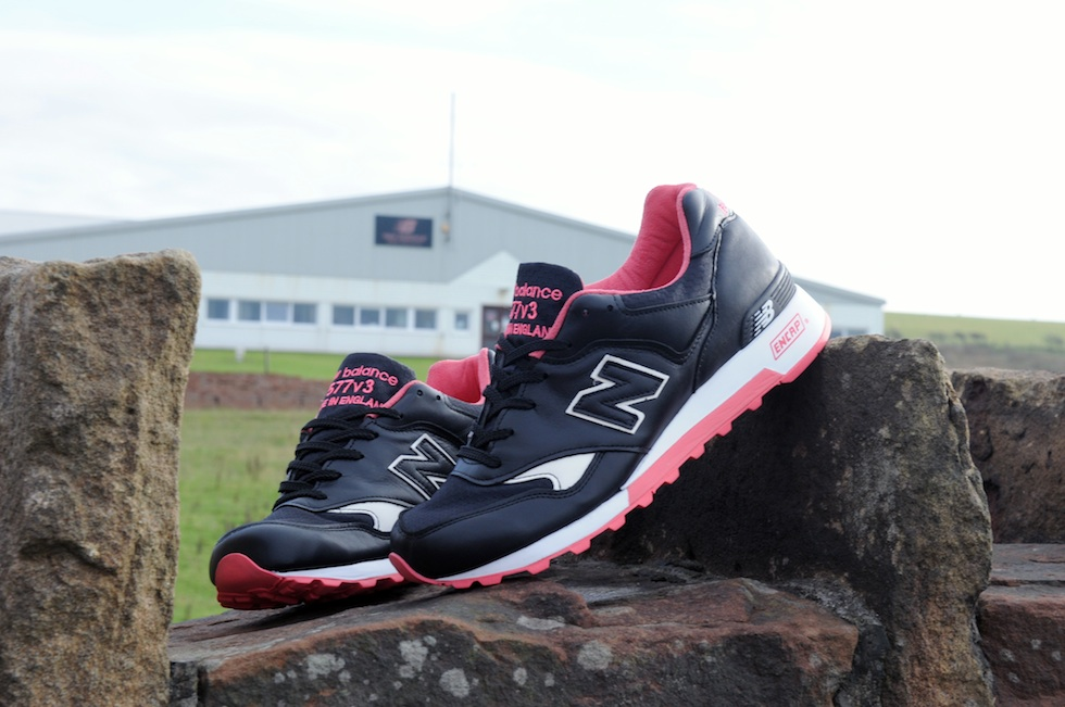 The Making of the size? x Staple Design x New Balance 577 'Black Pigeon'