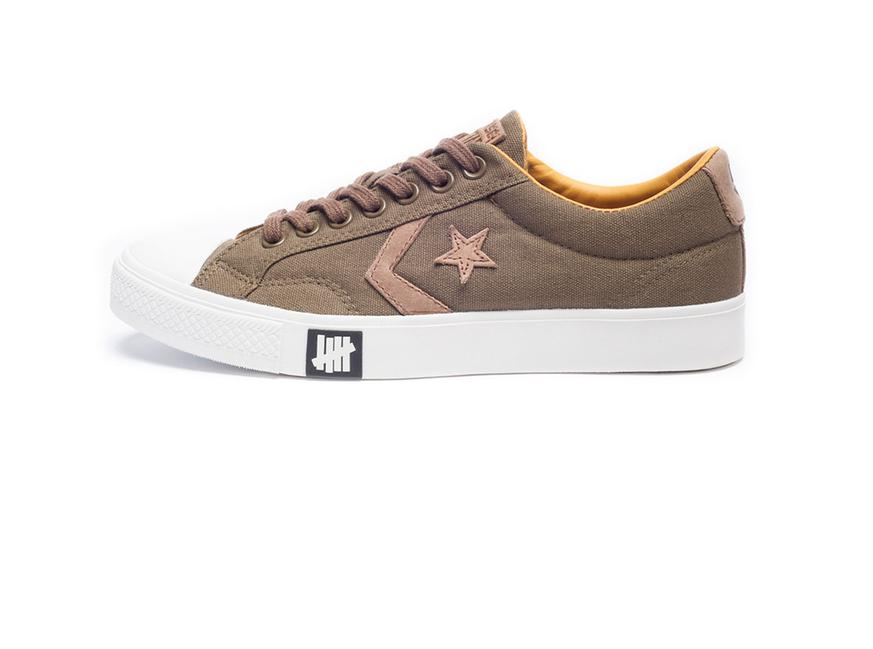 UNDFTD x Converse 'Born Not Made' Star Player Low 'Olive'