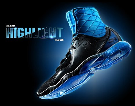 Under Armour Cam Highlight Trainer