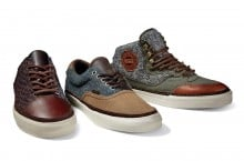 Vans Vault Harris Tweed Capsule Collection – Winter 2012