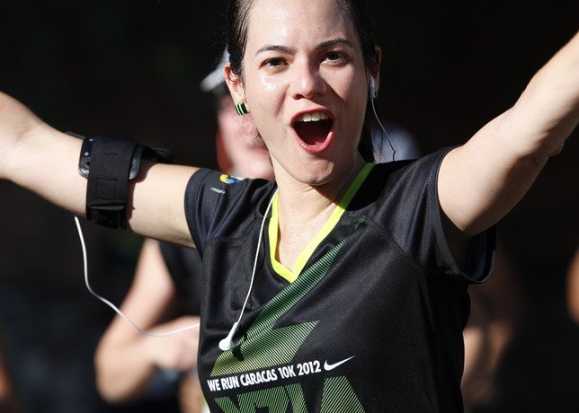 Venezuela Celebrates Running With 12,000 Runners Joining The Nike We Run Caracas 10K