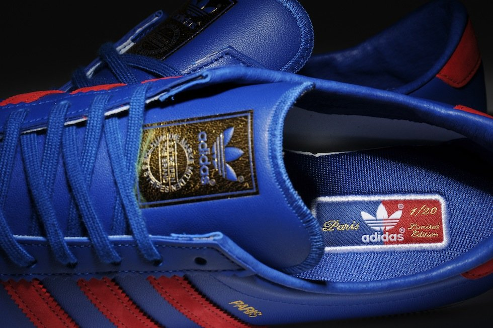 adidas Originals Paris Size? Paris Worldwide Exclusive