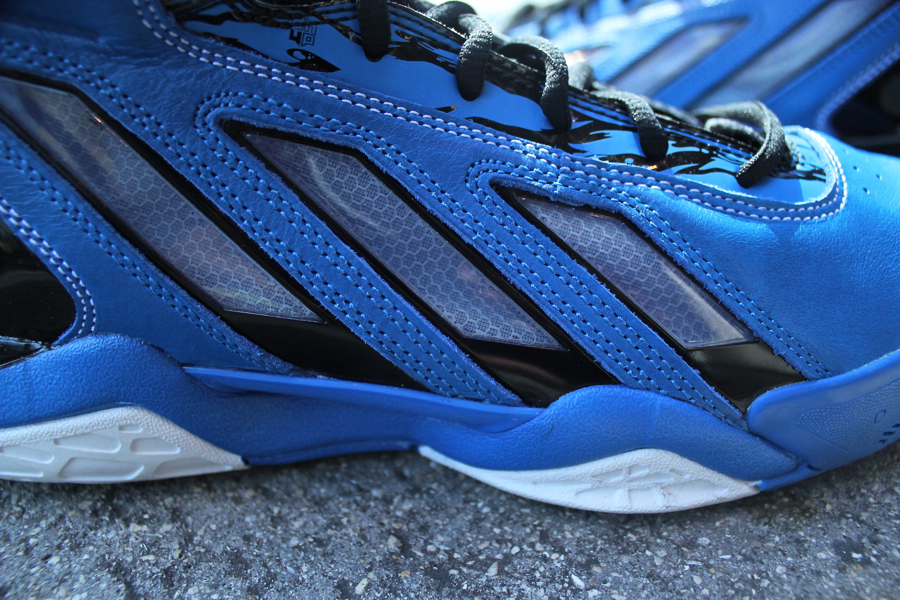 adidas adiPower Howard 3 'Bright Blue/Metallic Silver/Black'