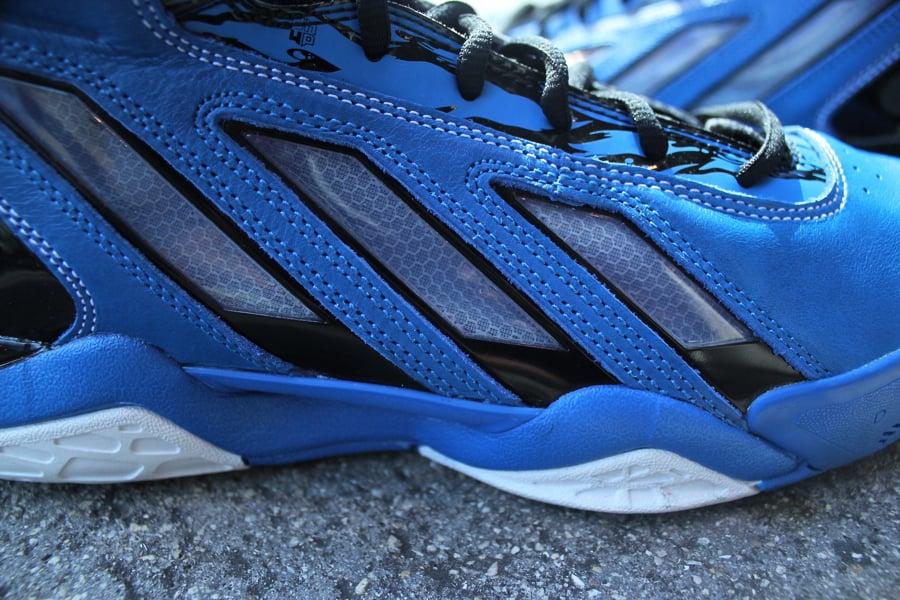 premium selection 8bde7 4a0ca ... adidas adiPower Howard 3 Bright BlueMetallic SilverBlack shades of  18318 359ca adidas adiPower Howard 2 Black Bright Blue ...