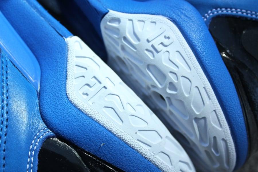 adidas adiPower Howard 3 'Bright Blue/Metallic Silver/Black'