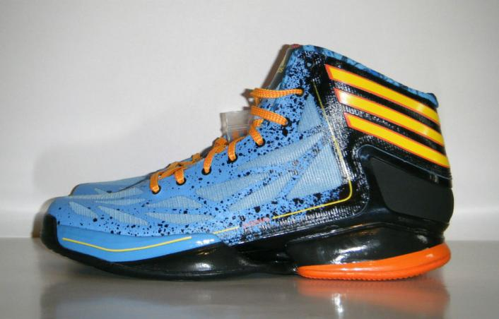 Exceptional Adidas Adizero Crazy Light 2 Graffiti Good Looking