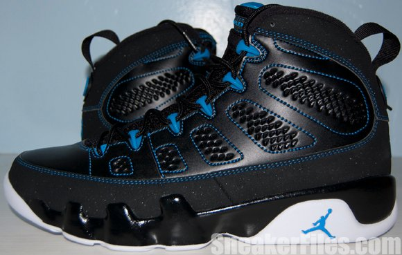 Air Jordan 9 (IX) Photo Blue 2012 Video Review