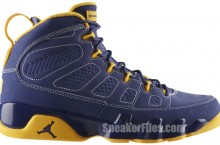 'Calvin Bailey' Air Jordan 9 (IX) – Last Look