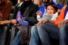 Celebrity Sneaker Watch: Swizz Beatz Hits Knicks Game in Unreleased Reebok Twilight Zoom Pumps