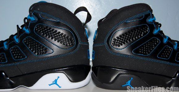 hot sale online e852f c4d5d where to buy jordan 9 black blue all blue 31eb6 8f874