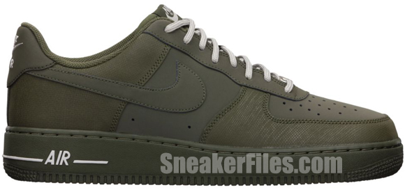 Nike Air Force 1 Low TecTuff 'Cargo Khaki' | Official Images
