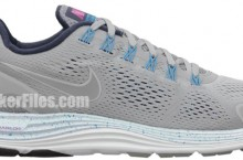 Nike LunarGlide+ 4 NRG 'Wolf Grey/Metallic Silver-Blue Tint'