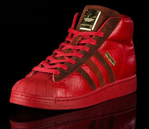 Release Reminder  Big Sean x adidas Originals Pro Model II  Detroit ... 00b526a74132