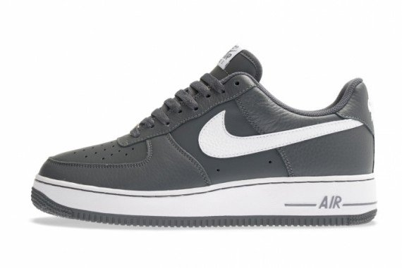 Nike Air Force 1 Low 'Dark Grey/White' - Release Date + Info