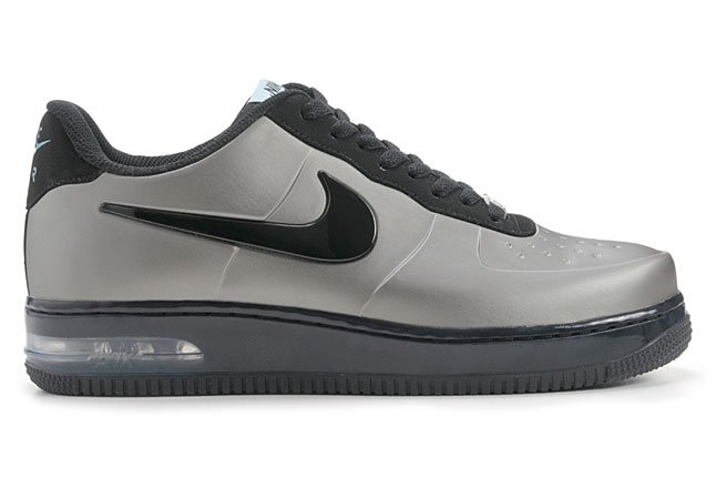 Release Reminder: Nike Air Force 1 Foamposite Pro Low QS 'Pewter'