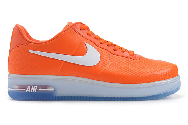 Nike Air Force 1 Foamposite Pro Low QS 'Safety Orange/White' - Release Date + Info