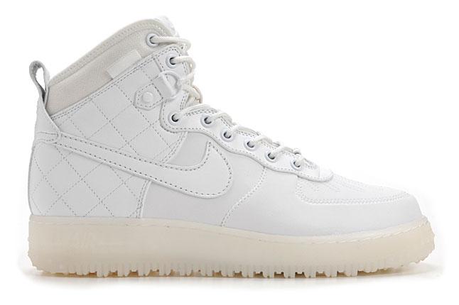 Nike Air Force 1 Duckboot QS  Summit White  - Release Date + Info ... 7437b0b6f4